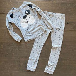 Carter's Slim Fit Pajama Set Boys Size 7